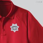 CA Modesto Police Rangemaster Polo