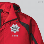 CA Modesto Police Rangemaster Jacket