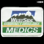 Westside Ambulance Patch